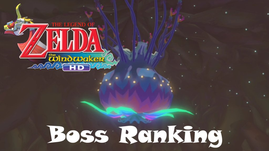 Our Wind Waker HD Boss Ranking is here!
