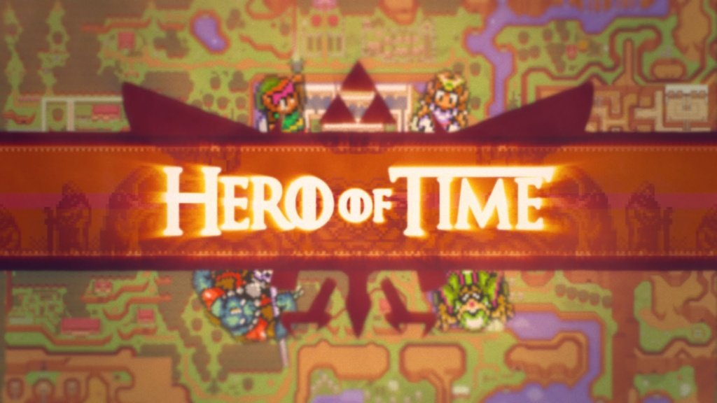 Game of Thrones meets Link to the Past!