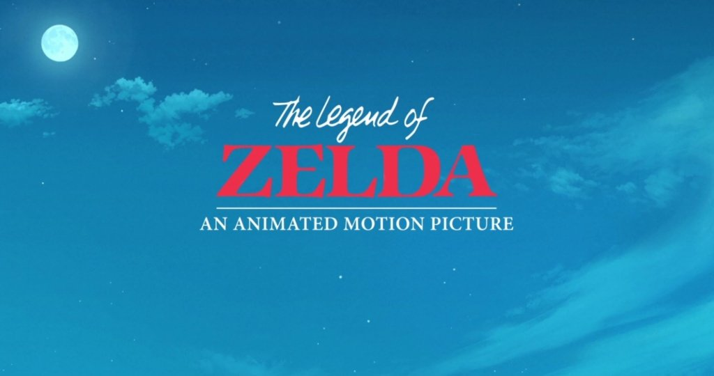 Check out this concept trailer for an animated Legend of Zelda film!