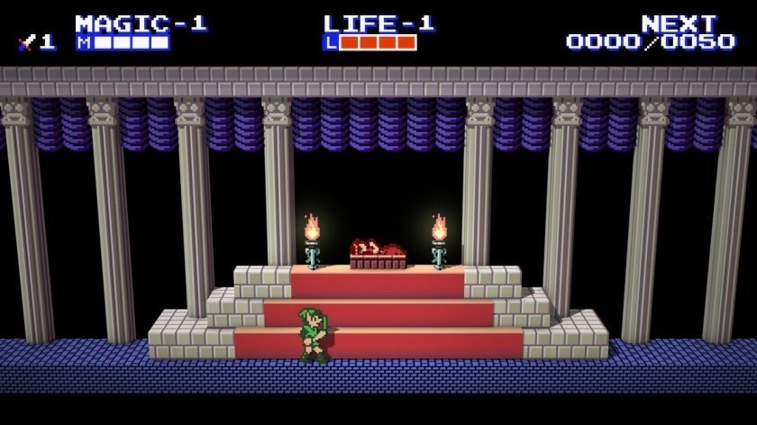 Nintendo Should Make Another 2-D Legend of Zelda Game