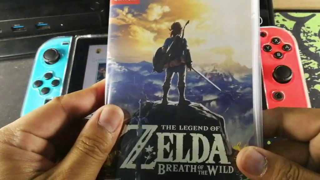 Updated Nintendo Switch Lets You Play The Legend of Zelda: Breath of the Wild for Over Five Hours in Portable Mode