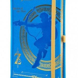 Legend of Zelda: A Link Between Words Notebook