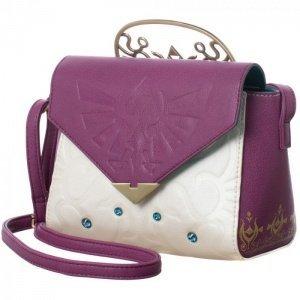 Legend Of Zelda: The Darkened Bag' Twilight Princess Handbag