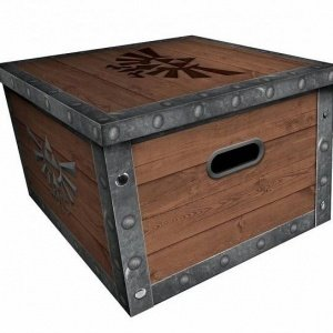 Legend of Zelda: Finders Keepers Storage Box