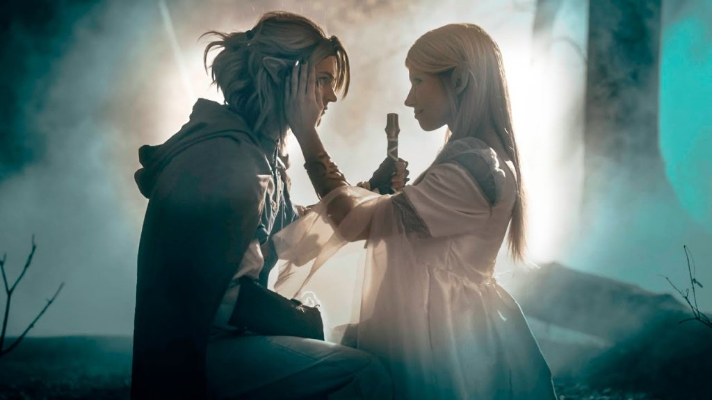 Check Out This Incredible Live Action Legend of Zelda Video!