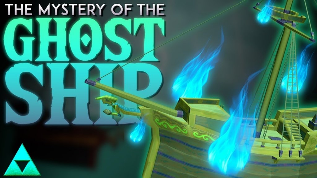 Where Did the Ghost Ship Come From in The Legend of Zelda: The Wind Waker?