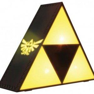 Zelda: Triforce Golden Power Lamp
