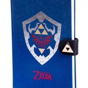 Legend of Zelda: Shielded From View Notebook