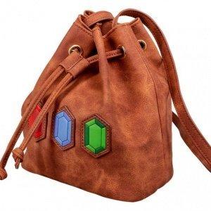 Legend Of Zelda: Giant's Wallet Shoulder Bag