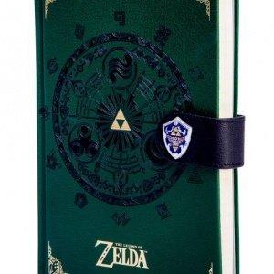 Legend of Zelda: From Hyrule to Homework Notebook