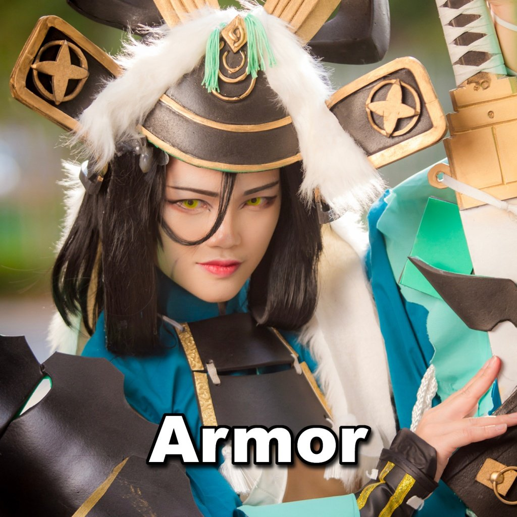 Cosplay Video Games