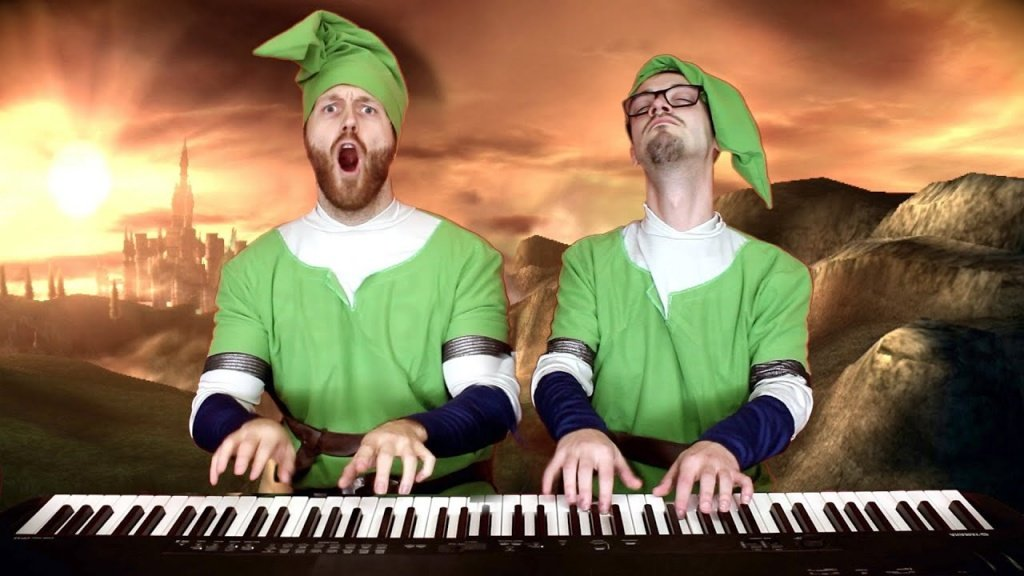 Check Out This Awesome Piano Cover of the Main Legend of Zelda Theme!