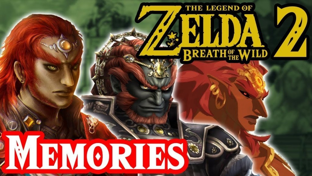Will Breath of the Wild's Sequel Have GANONDORF'S Memories?!