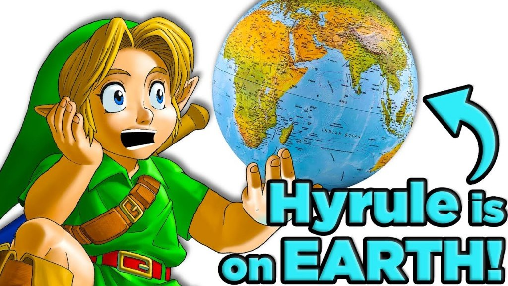 Using the Stars to Prove Hyrule is Actually On Earth!