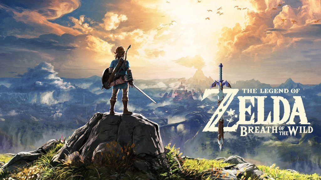 Need Stress Relief? Play The Legend of Zelda: Breath of the Wild!