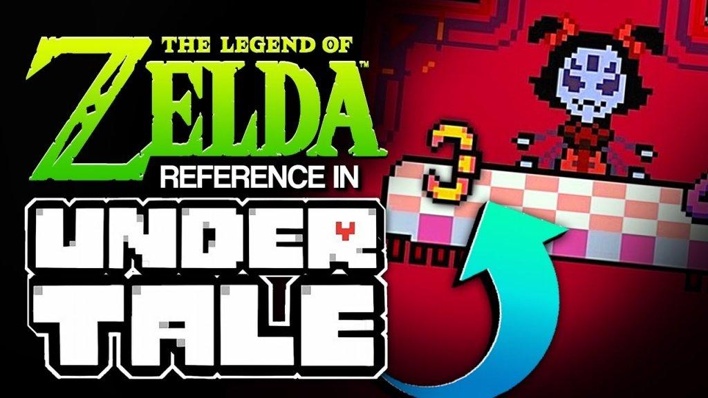 Exploring Legend of Zelda Easter Eggs in Non-Zelda Games